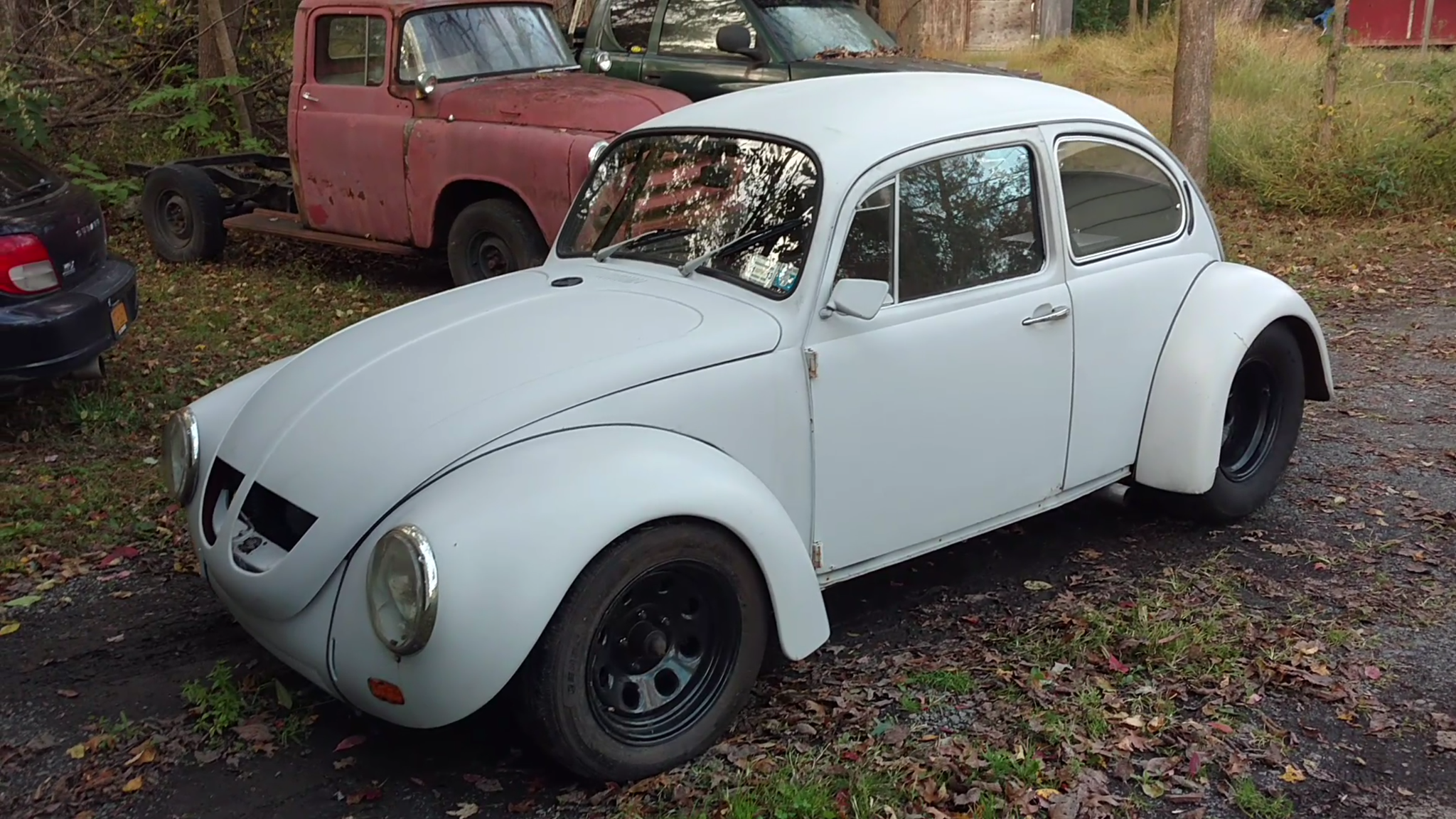 Michael Lustrino, 1971 Volkswagen Super Beetle - Pine Bush, NY
