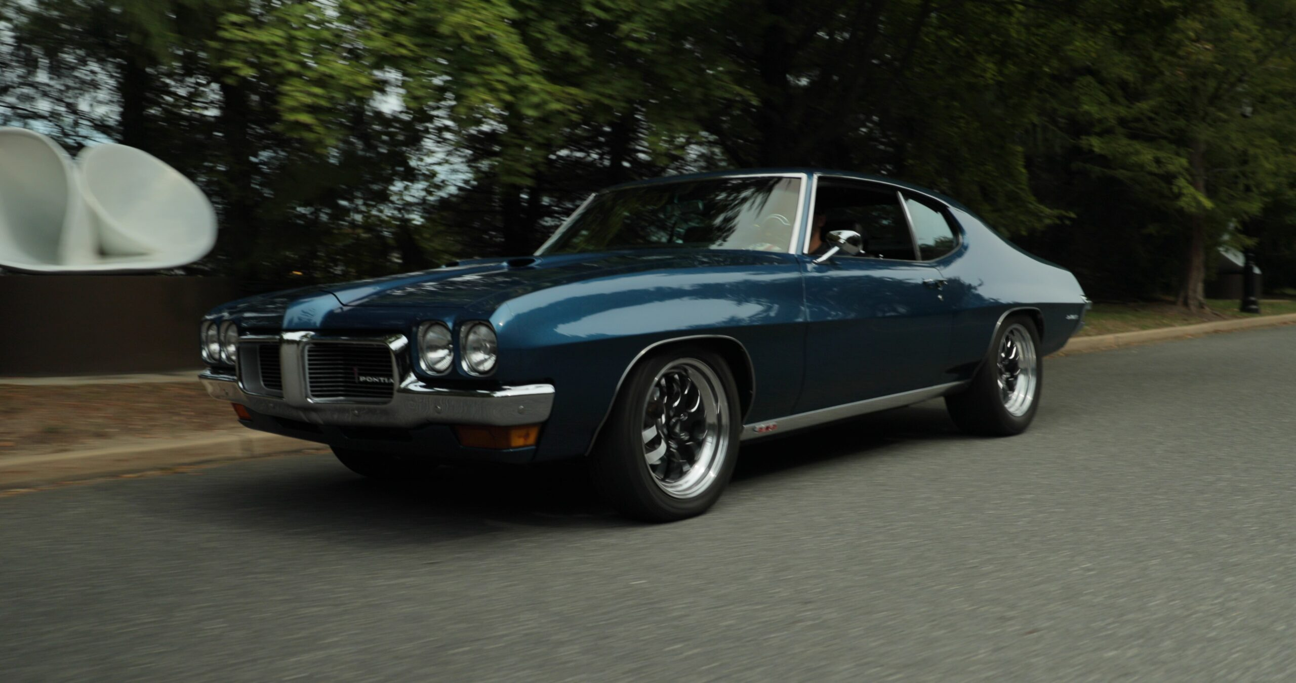 Mike Miller - Trenton NJ - 1970 Pontiac LeMans