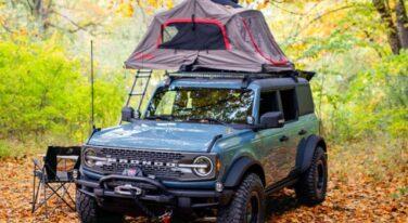 Bronco Overland Sport Unveiled