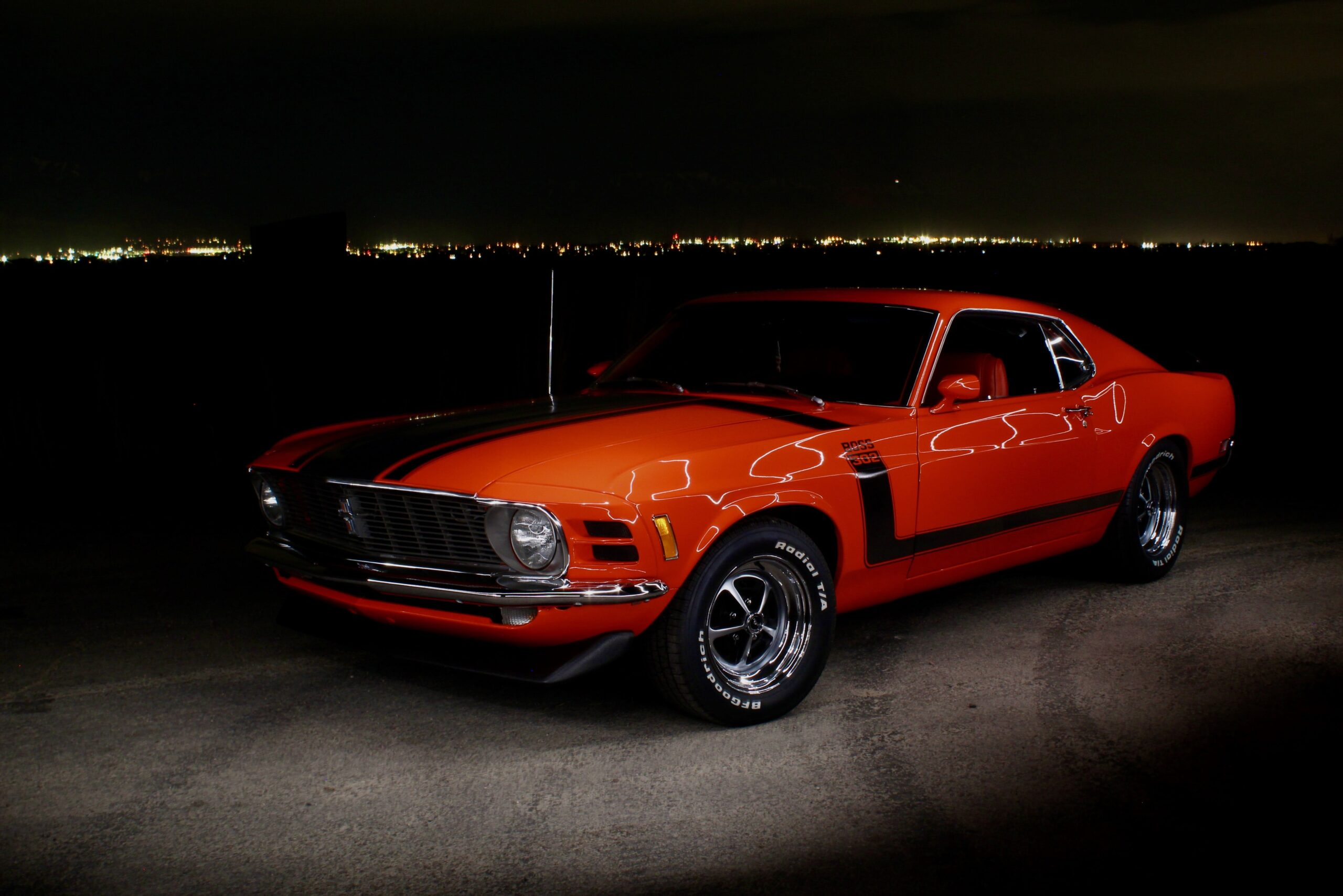 Ron McAtee, West Haven, UT- 1970 Ford BOSS 302