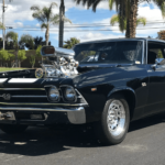 Vote: No Shows No Problem Best in Category - Classic Muscle & Hot Rod