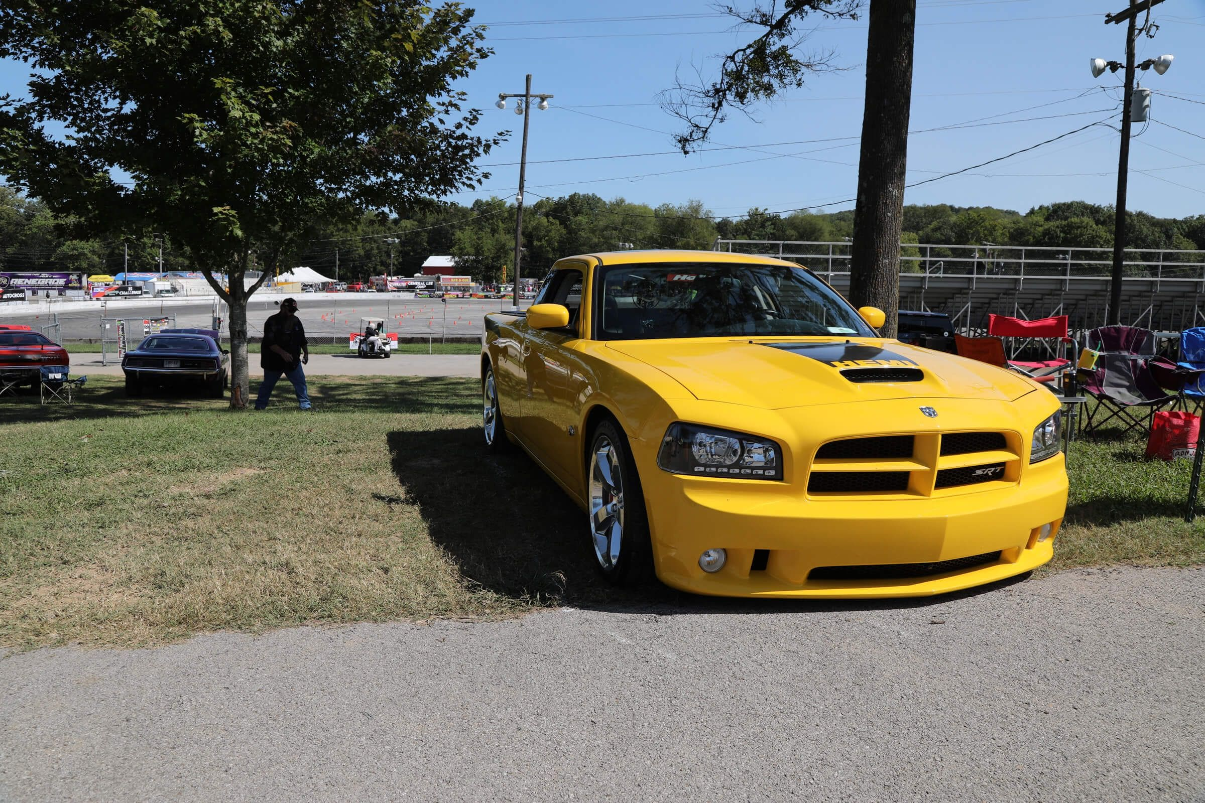 Thomas Childers, 2007 Dodge Charger Super Bee - Mooresville, NC