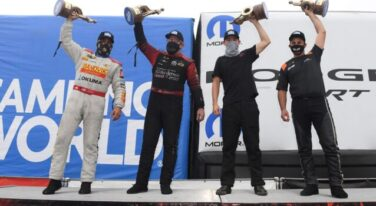 Schumacher, Johnson, and Stanfield Earn Dramatic Victories at  Mopar Express Lane NHRA SpringNationals