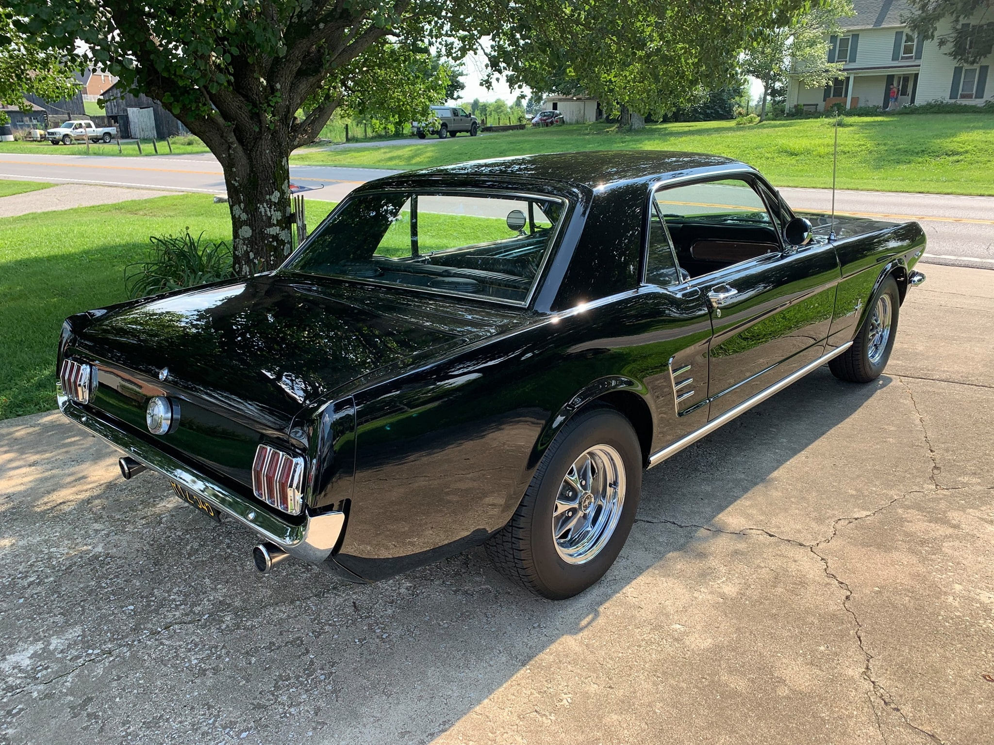 John Wurtele, Richmond, KY- 1966 Ford Mustang Coupe