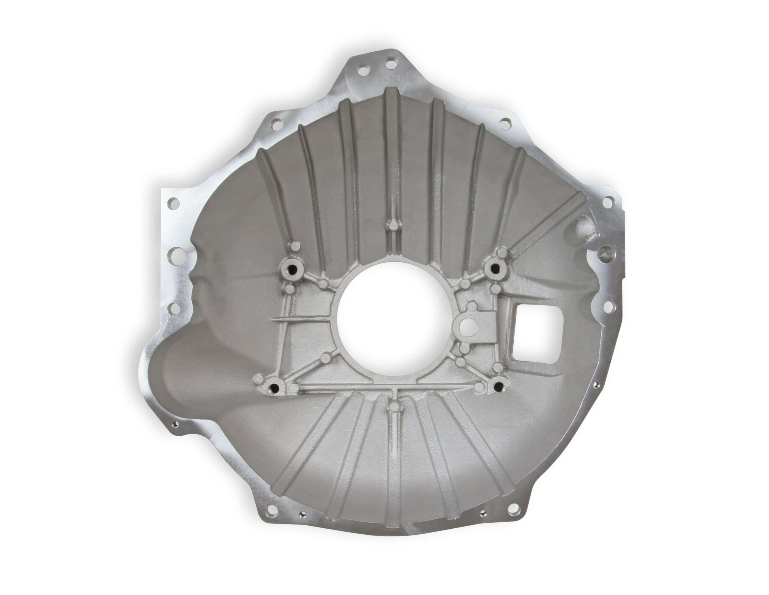 Holley Performance Products Cast Aluminum Bellhousing Kits for Chevy Big and Small Block Engines