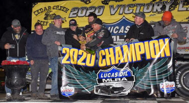 Hurst Takes Home MLRA Title as Moyer Captures Finale