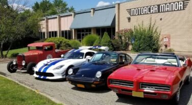 [Gallery] Shop Stop: Motor Car Manor