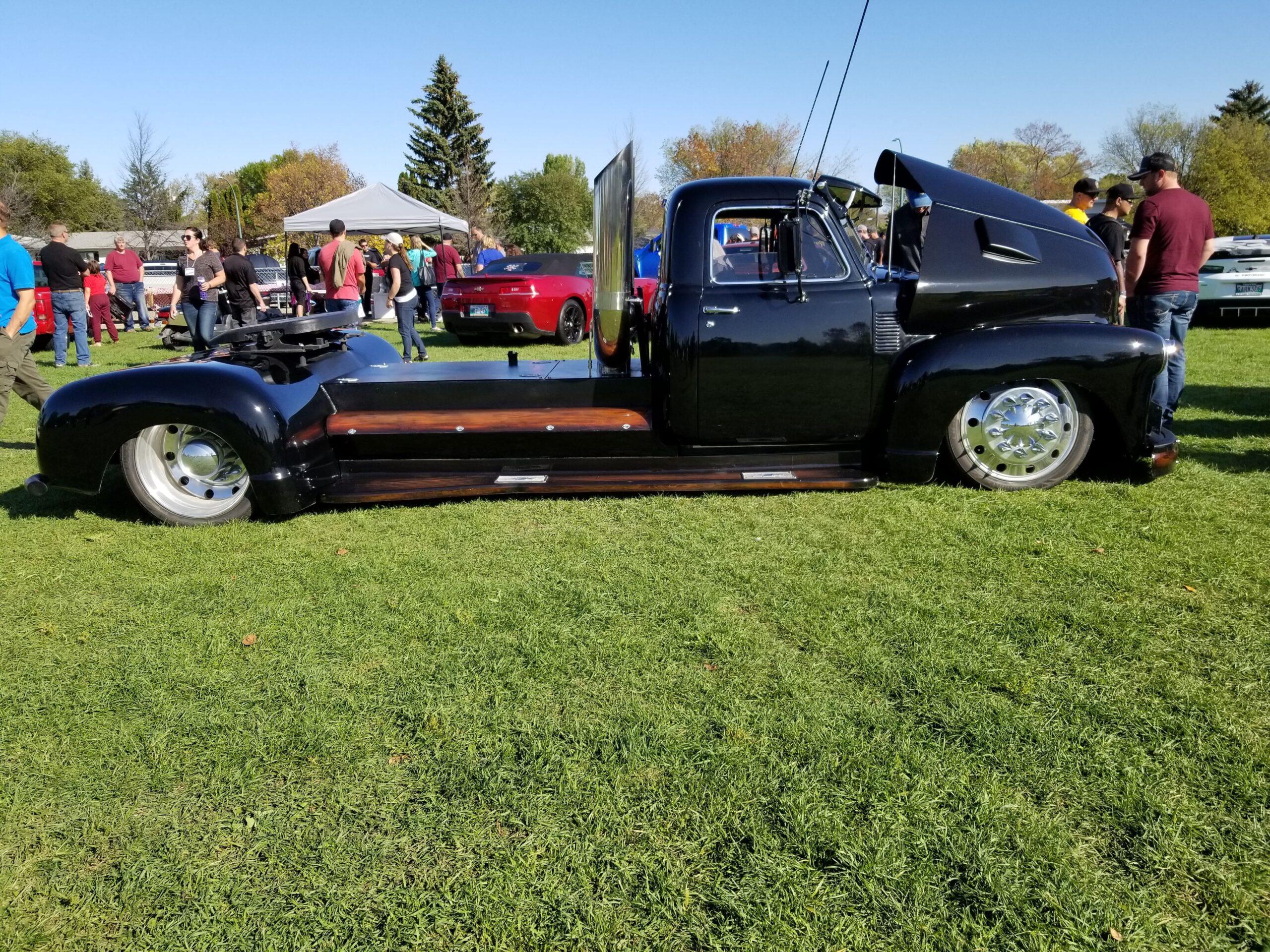 Dwayne Wiltshire 1952 Chevrolet 3600