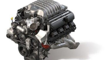 Stand Back! Mopar Releases 807-HP Hellcrate Redeye