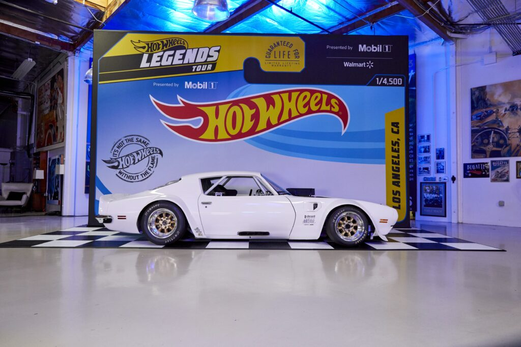 Hot Wheels Legends Tour Winner