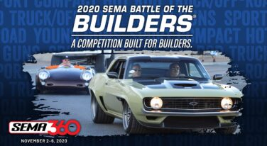 Our Favorites from SEMA Battle of the Builders Showcase