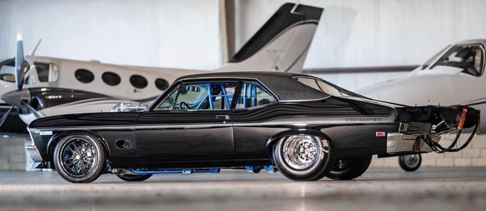 Dylan Goacher 1968 Chevrolet Nova