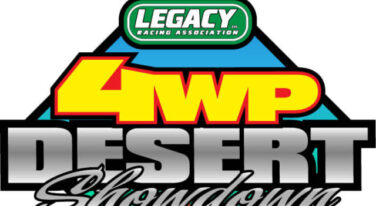 New Legacy Racing Series Kicks Off in January with 4WP DESERT SHOWDOWN