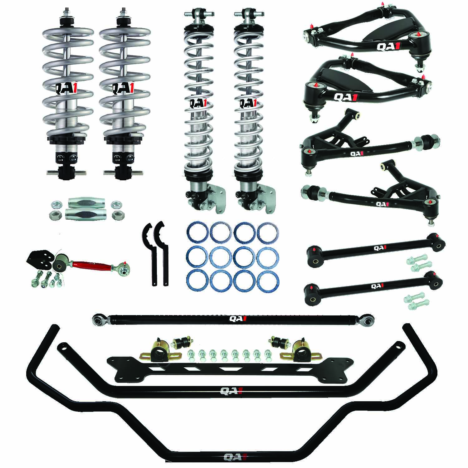 QA1 65-70 GM B-Body Full Vehicle Suspension System
