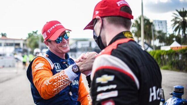 Dixon Drives to 6th IndyCar Championship