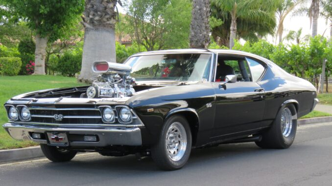 Car Features: Roy Bryson and his 1969 Chevrolet Chevelle SS