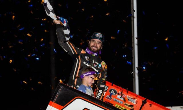 James McFadden Earns Emotional Victory in Jason Johnson Classic