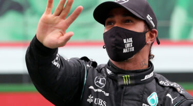 Lewis Hamilton Survives COVID-19, Collects Honors
