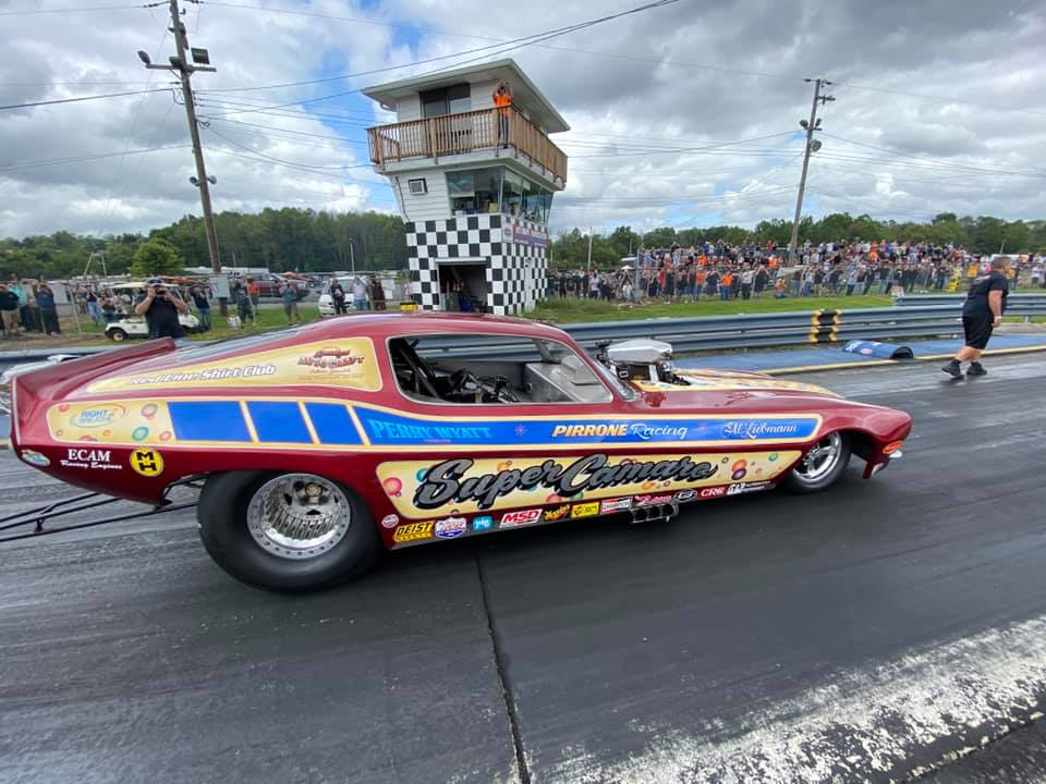 Joe Morrison Races Part 6: A Tale of Two Legendary Drag Strips