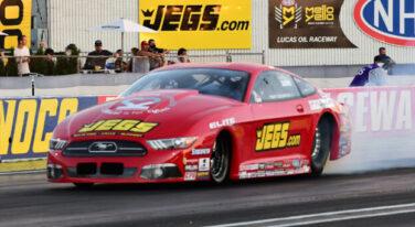 Troy Coughlin Jr, Rickie Jones Make Potent Pro Stock Entry
