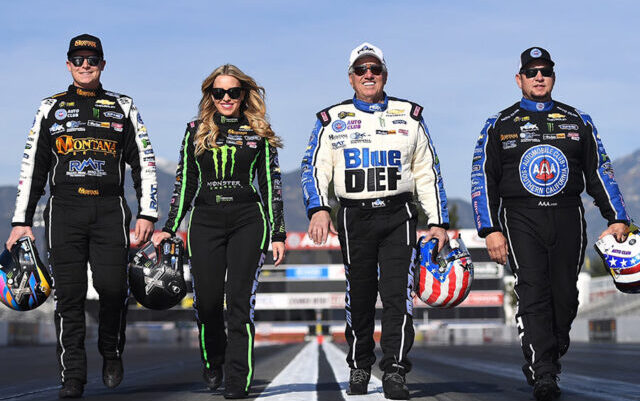 John Force Racing to Sit Out the Remainder of 2020 NHRA Season