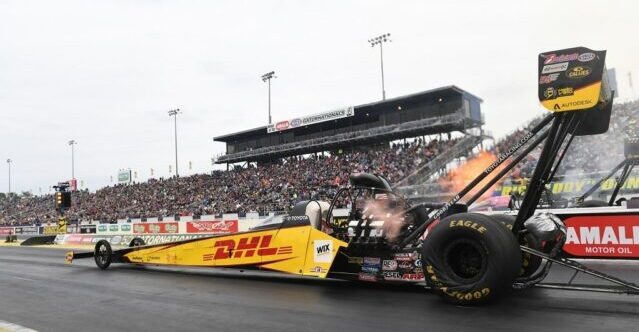 NHRA Drag Racers Involved in Post-Race Accident