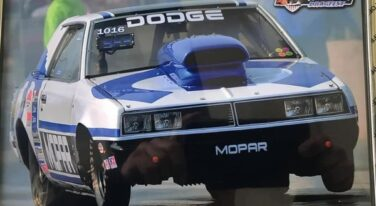 Today's Cool Car Find is this 1983 Dodge Challenger Chassis Car for $20,000