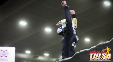 Mitchel Moles Celebrates Start of New Year with Victory at Lucas Oil Tulsa Shootout