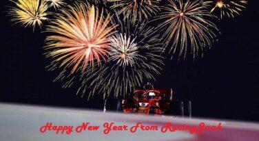 RacingJunk's New Year's Resolutions