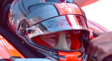 Marco Andretti Shifts Gears