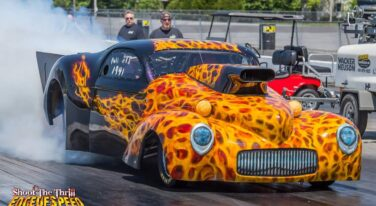 I Bought it on RacingJunk: Bobby Rostia's 1941 Willys Pro Mod