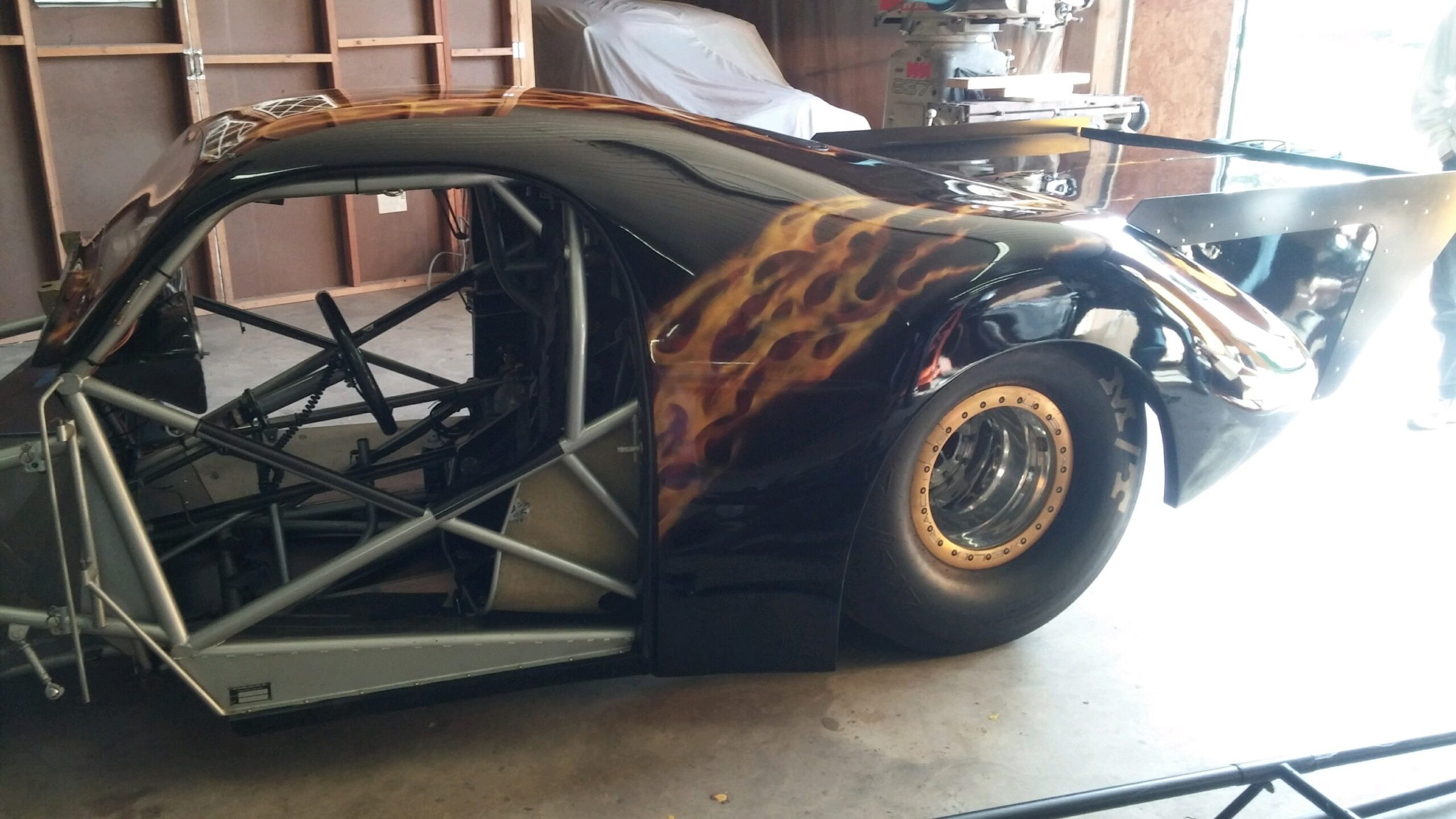 I bought it on RacingJunk: 1941 Willys Pro Mod