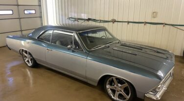 Today's Cool Car Find is this 1966 Chevrolet Chevelle