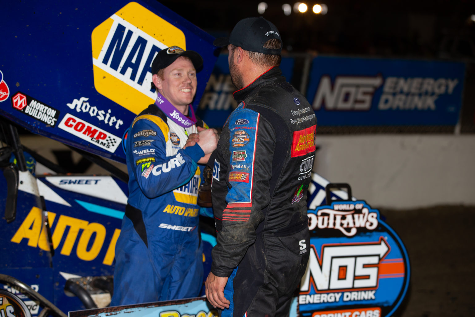 World of outlaws DIRTcar Nationals