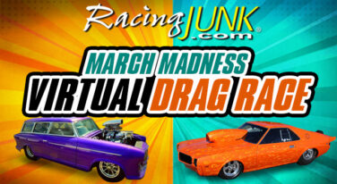 RacingJunk's March Madness Virtual Drag Race