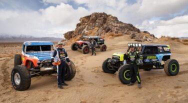 Ford Announces Bronco ULTRA4 4400 Unlimited Class Extreme Race Trucks to take On King of The Hammers