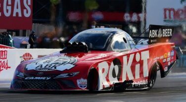 DeJoria Primed for 2021 Funny Car Success
