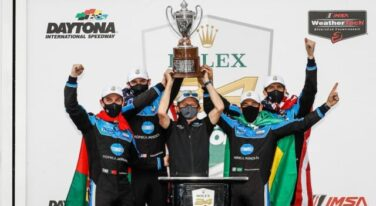 Wayne Taylor, Acura Win Rolex 24 at Daytona