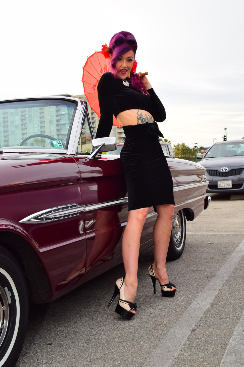 Pinup Pole Show of the Week:  Monica Kay