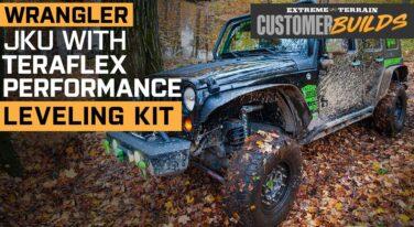 [VIDEO]  Extreme Terrain Customer Builds: 2009 Jeep Wrangler JKU