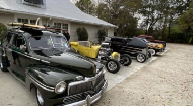 [GALLERY] Pawley's Island Cars and Coffee