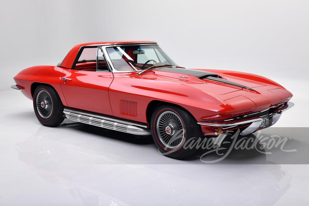 1967 CHEVROLET CORVETTE 427/435 - $425,000