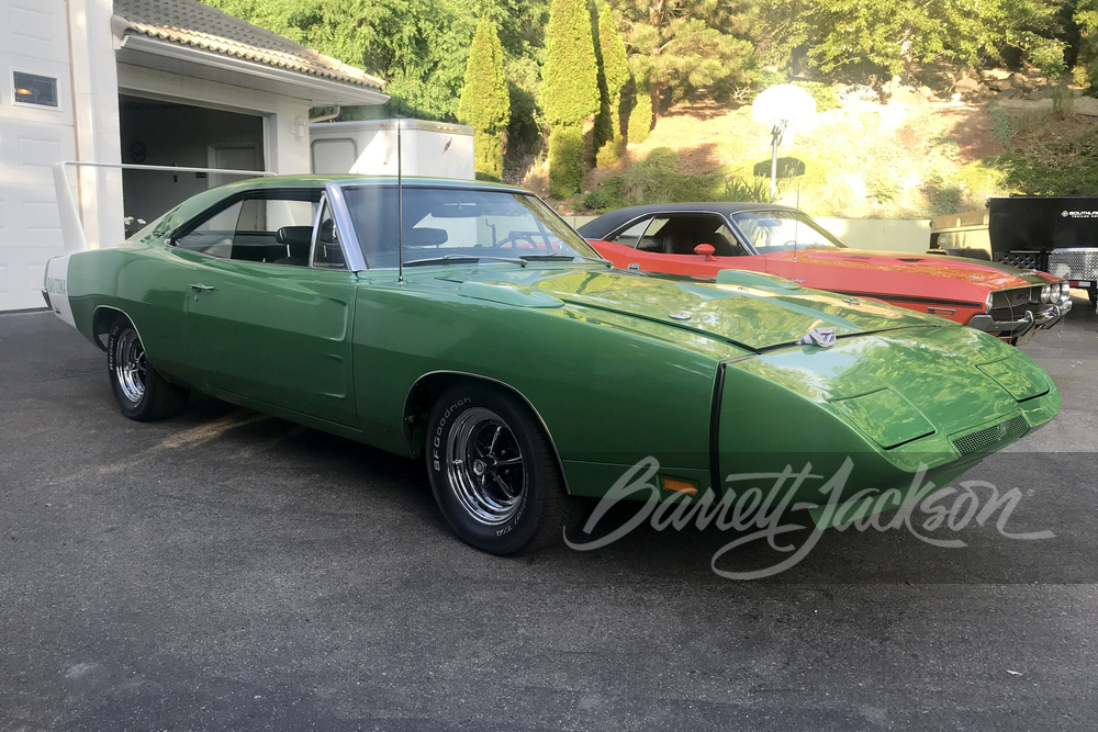 1969 DODGE CHARGER DAYTONA - $236,500