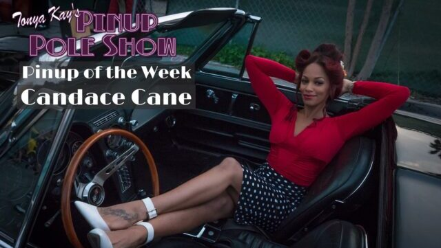 Pinup Pole Show Pinup of the Week: Candace Cane