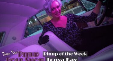 Pinup Pole Show of the Week: Tonya Kay