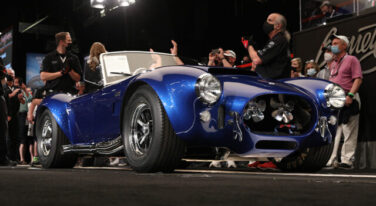 Top Highlights from 2021 Barrett-Jackson Scottsdale