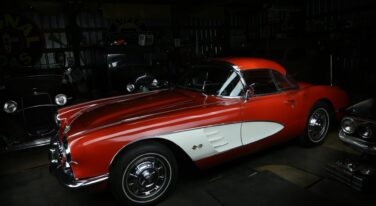 "[VIDEO] Found! The ""Animal House"" Movie 1959 Corvette"