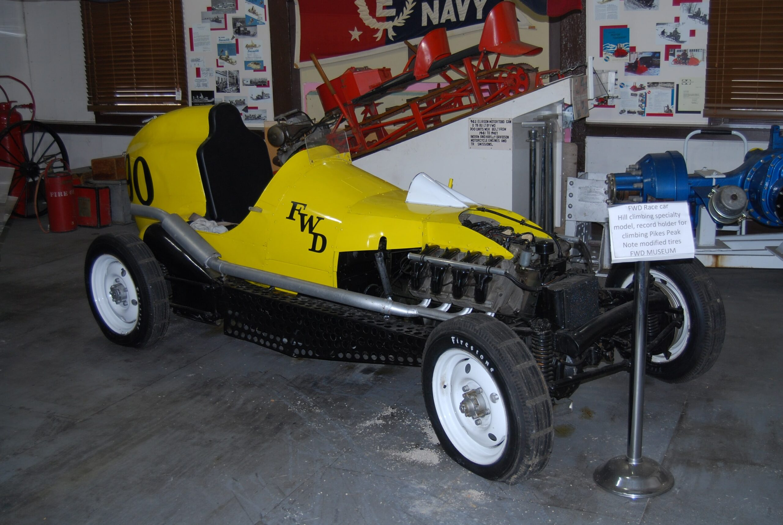 Steyer-Powered 4WD Butterball Racer Causes Stir at Freedom