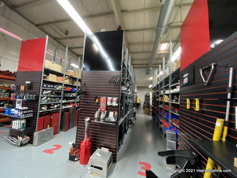 [Gallery] Shop Stop - SRI Performance