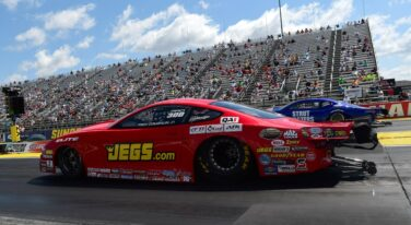 Troy Coughlin Jr. Steps Into One of the Hottest Pro Stock Seats